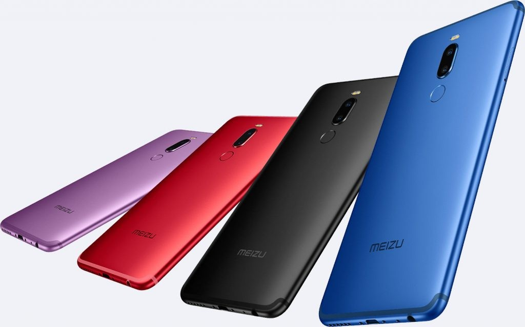 Meizu Announces Midrange Meizu Note8 with 6-inch Dsiplay and