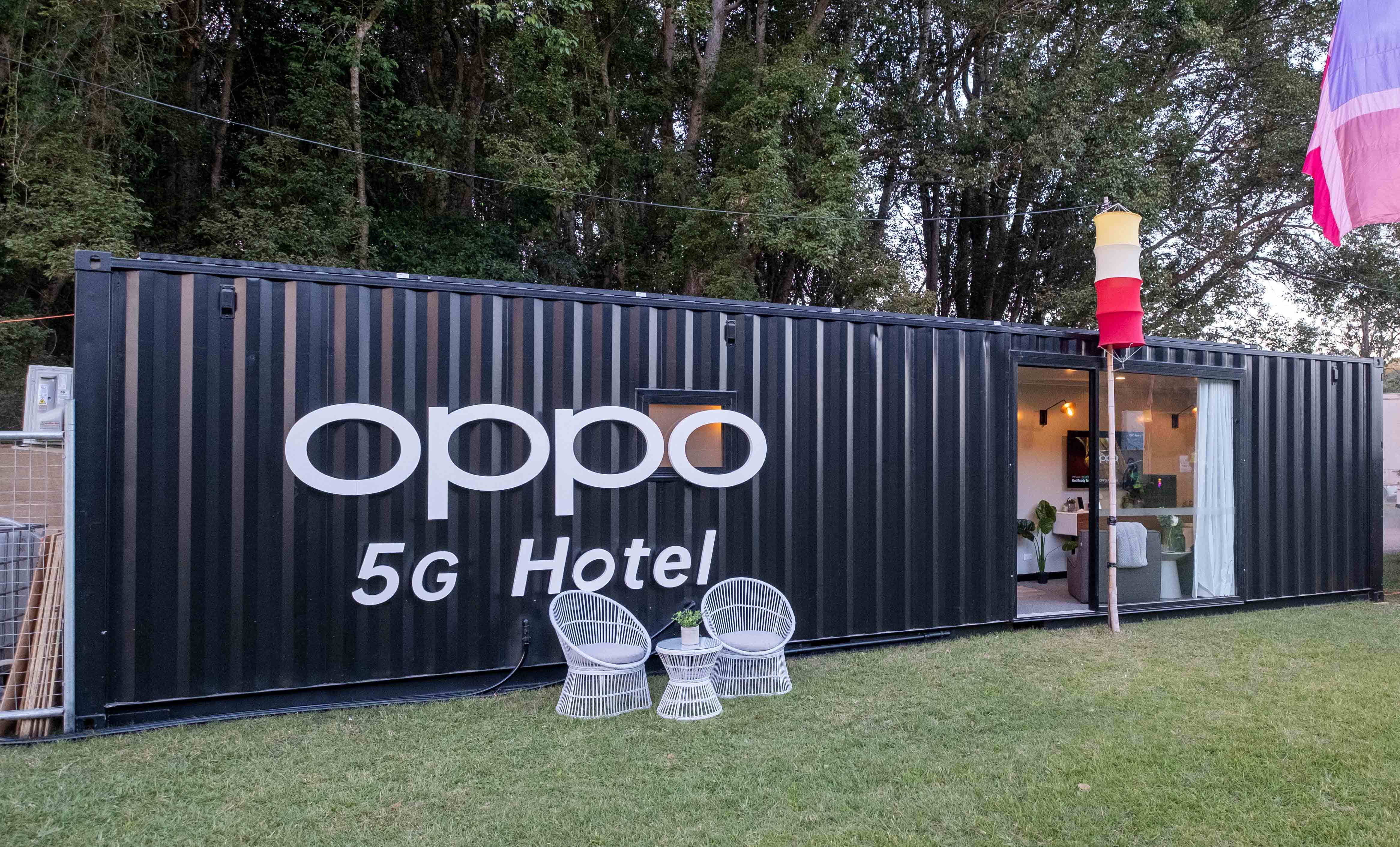 Oppo 5G Hotel Overview