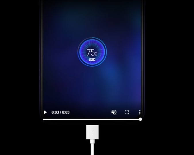 Oppo f11 pro Charging