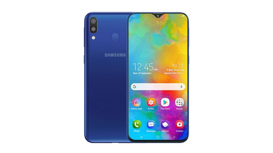 Galaxy M20 Price in Nepal