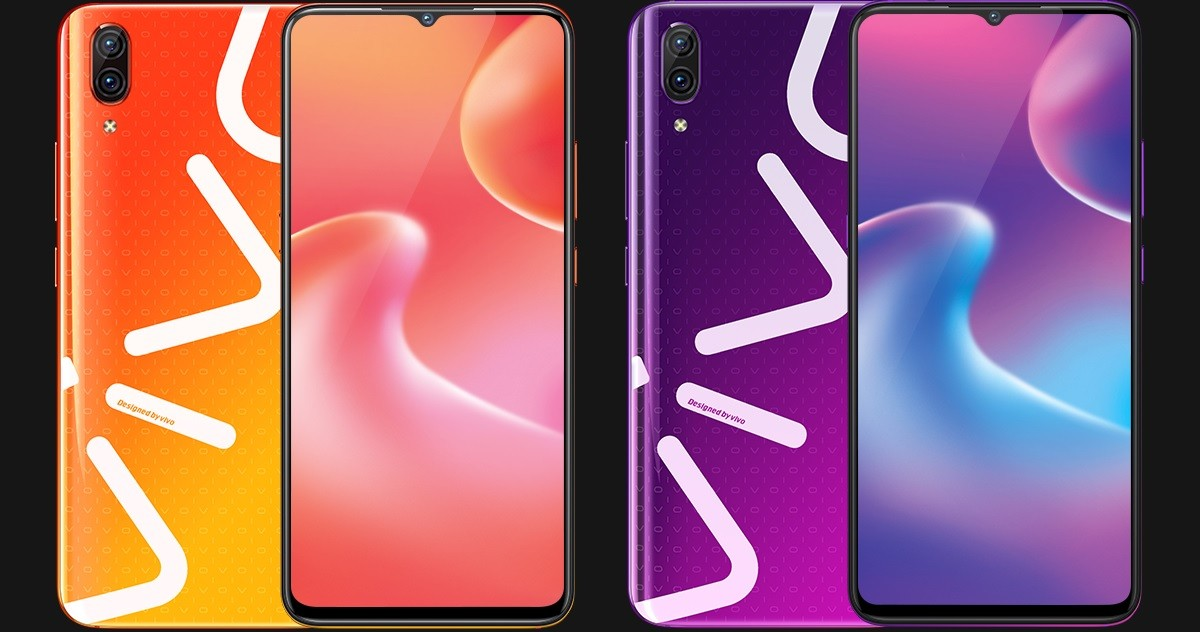 Vivo X23 colors