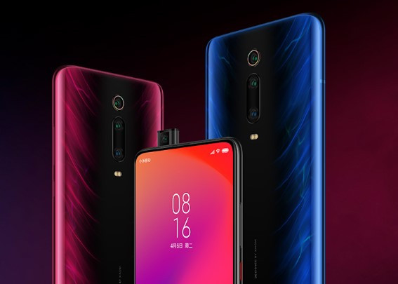 Redmi k20 Design