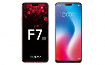 Oppo F7  launched in Nepal , Available throughout the country