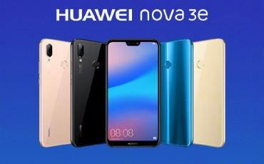 Huawei Nova 3e Debuts in Nepal with Impressive Specs