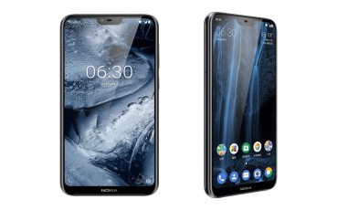 Nokia X6 Launched with Dual Rear Camera and Notched Display