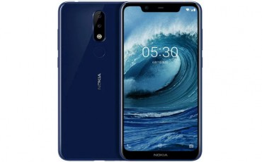 Nokia X5 Launched with Notch and Dual Cameras: Specs, Price and More
