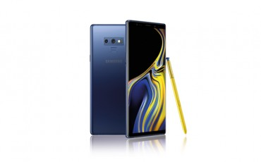Samsung Announces Galaxy Note 9 with Bigger Screen, Huge Battery, and more Powerful S Pen
