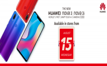 Nova 3 and 3i  Available form Today with Data Bundles and at 0% EMI