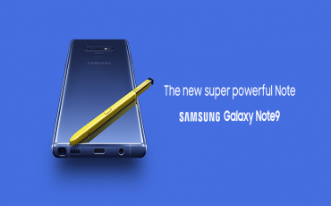 Samsung Galaxy Note 9 Pre-Booking Starts From 17th August