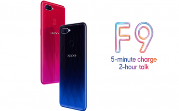 Oppo F9 Review : Beautiful Camera and Fast Charging