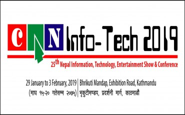 25th CAN Info-Tech is all set to start from 25th January in Kathmandu