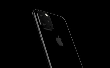 iPhone could have triple camera with 3D sensor in 2019