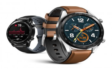 Huawei Watch GT Launched officially in Nepal