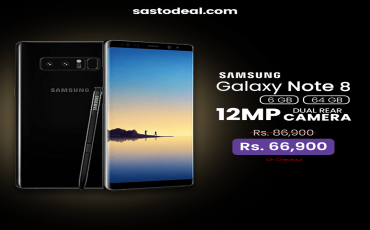 Samsung Galaxy Note 8 At Unbeatable Price: Exclusively In Sastodeal