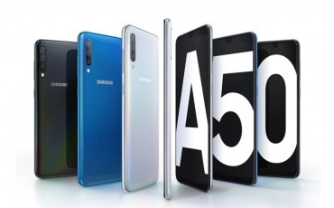 Triple Camera Samsung Galaxy A50 Launched in Nepal