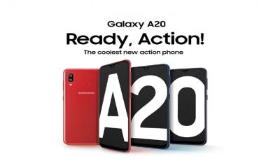 Samsung Galaxy A20 Price In Nepal