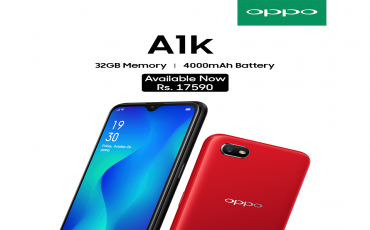OPPO A1K Launched In Nepal, Huge Battery makes the headline