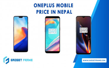 OnePlus Phones Price in Nepal