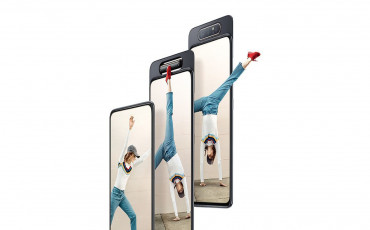 Samsung Galaxy A80 Price in Nepal | Flip Camera Performer
