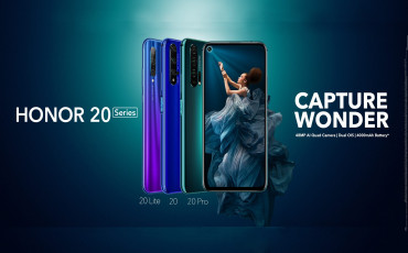 Honor launches Honor 20 Pro and Honor 20 with quad cams, flagship Kirin 980 chipset