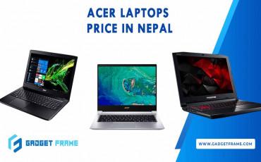 Acer Laptops Price in Nepal