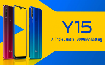 Vivo Y15 Coming Soon to Nepal,  AI Triple Camera | 5000mAh Battery