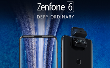 Asus 6z(ZenFone) launched with Snapdragon 855, Flip Camera and Massive 5,000mAh Battery