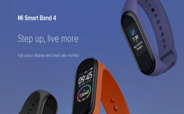 Xiaomi Mi Band 4 Avalilable in Nepal, priced at Rs.5,800