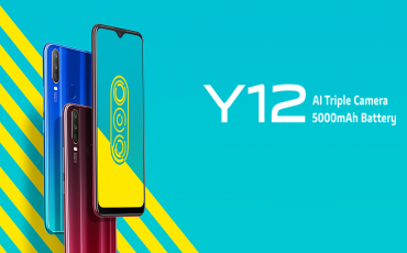 Vivo Y12 Launched in Nepal with Triple Camera and Massive 5,000mAh battery