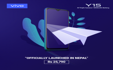 Vivo Y15 (2019) Price in Nepal | A Triple Camera Setup and  Powerful Battery