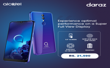 Alcatel 3 Price in Nepal | Available in Daraz at Rs.21,490