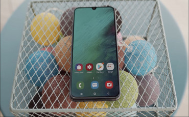 Galaxy A70 Review: The Best of A-Series?