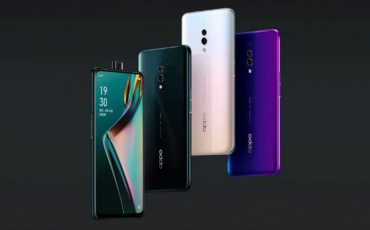 OPPO K3 with Snapdragon 710 SoC, 8GB RAM Launched