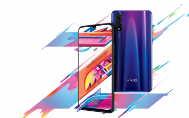 Vivo Z5 Launched with Snapdragon 712 SoC, Triple Rear Camera