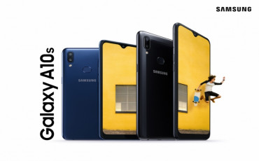 Samsung Galaxy A10s Announced with Upgrade in Battery, Camera and Fingerprint Sensor