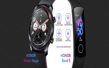 Honor Nepal Launched Honor Band 5 And Honor Watch Magic in Nepal | Available for Purchase