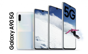 Samsung Galaxy A90 5G Announced | First Mid-Range Device from Samsung with 5G Support