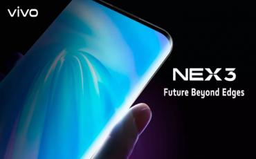 Vivo Nex 3 5G with 99.6% Screen to Body Ratio Announced | First Impressions
