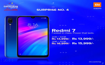 Redmi 7 price in Nepal | Ultimate all-rounder budget phone