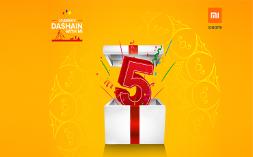 Xiaomi Celebrates 'Dashain with MI' with its Attractive Offers