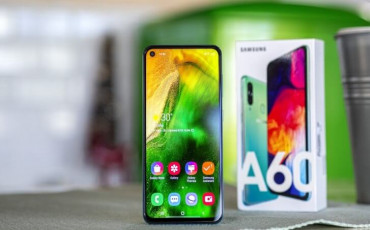 Samsung Galaxy A60 Review | Punch Hole on Budget Phone?