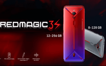 Nubia Red Magic 3S Launched | Tiny Tweaks Over Red Magic 3 to Excellence