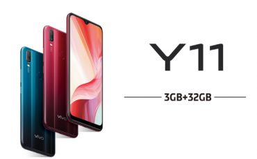 Vivo Y11 2019 Launched in Nepal | Priced Under Rs. 18K