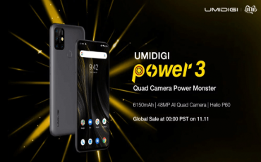 Umidigi Power 3 Announced | Biggest Battery, Stock Android 10 & Many More.