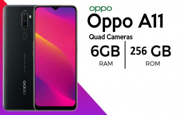 Oppo A11 launching soon: with Quad camera setup and 5000mAh battery