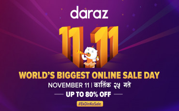 Daraz Presents World's Biggest Online Sale Event on 11.11! - Everything You Need to Know
