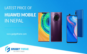 Huawei Mobile Price in Nepal [UPDATED PRICE]