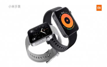 Xiaomi Launched its First Ever Smartwatch - Mi Watch | Is it a cheaper Version of Apple Watch?