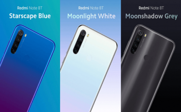Redmi Note 8T Launched | A Refresh Version of Redmi Note 8