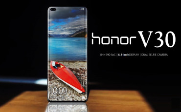Honor V30 Coming Soon With Kirin 990 Chipset, 60MP Sensor and Many More